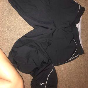 Nike winter sweatpants! Comfortable fabric inside